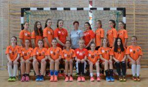 U13 csapat