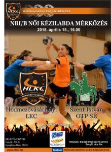 HLKC-Szent István plakát