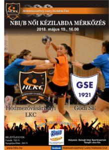 HLKC-GÖD plakát